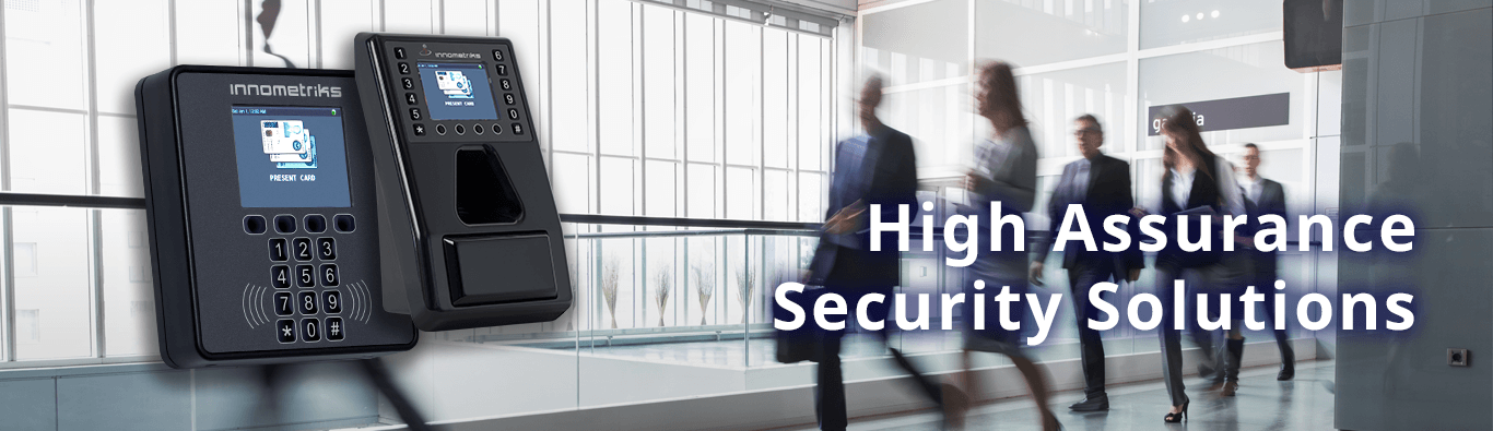 High Assurance Security Solutions - Innometriks